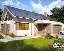 Irmina, 120,00 m2 - zdjęcie od Pracownia Projektowa Dobre Domy Flak & Abramowicz - Homebook