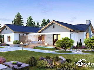 Projekt domu Ismena z wizualizacją wnętrz