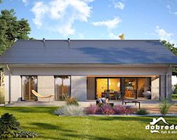 Edyta III, 115,70 m2 - zdjęcie od Pracownia Projektowa Dobre Domy Flak & Abramowicz - Homebook