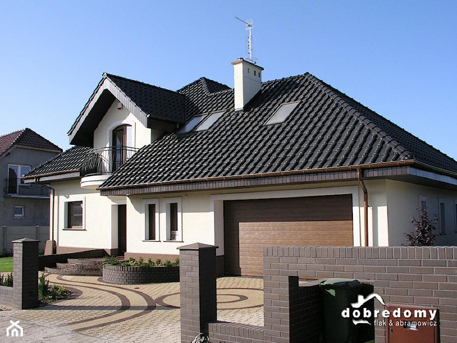 Virgo II g1, 153,1 m² - zdjęcie od Pracownia Projektowa Dobre Domy Flak & Abramowicz