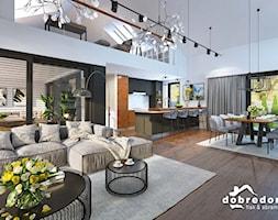 Kamelia, 220,40 m2 - zdjęcie od Pracownia Projektowa Dobre Domy Flak & Abramowicz - Homebook