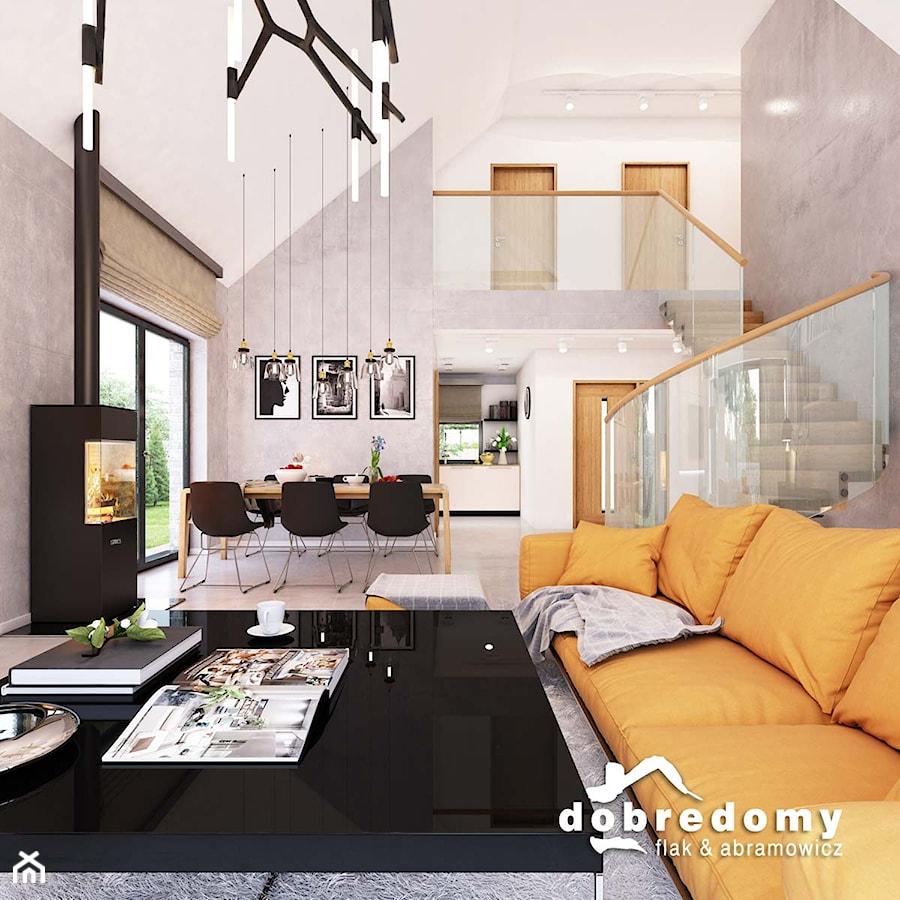 Lisa, 147 m2 - zdjęcie od Pracownia Projektowa Dobre Domy Flak & Abramowicz