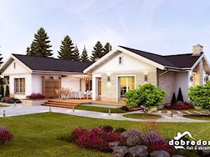 Projekty domów Jasmina I i Jasmina II