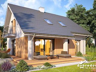 Projekty domów dostępne tylko w pracowni Dobre Domy