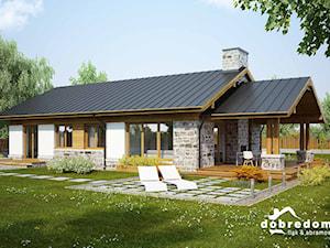 Domy dla wielbicieli rustykalnych klimatów