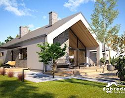 Kala, 143,70 m2 - zdjęcie od Pracownia Projektowa Dobre Domy Flak & Abramowicz - Homebook