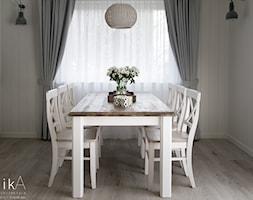 Jadalnia styl Skandynawski - zdjęcie od TIKA Architektura wnętrz i krajobrazu