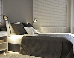 Sypialnia styl Rustykalny - zdjęcie od TIKA Architektura wnętrz i krajobrazu