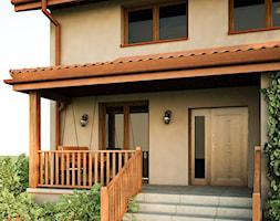 Dom na wsi - Domy - zdjęcie od BATUBATA ARCHITEKTURA - Homebook