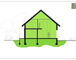 Dom pod miastem - Domy, styl nowoczesny - zdjęcie od BATUBATA ARCHITEKTURA - Homebook