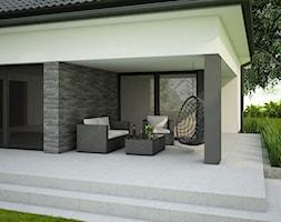 przestronny nowoczesny dom - Domy, styl nowoczesny - zdjęcie od BATUBATA ARCHITEKTURA - Homebook