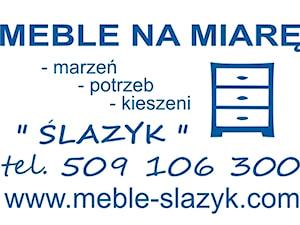 MEBLE NA MIARĘ ''ŚLAZYK'' - Firma remontowa i budowlana