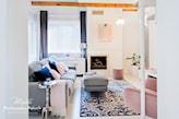 Salon - zdjęcie od Architektura Wnętrz Marta Piórkowska-Paluch - Homebook