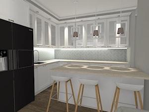 Kuchnia - dom jednorodzinny Konstancin-Jeziorna - zdjęcie od ARCHIDOTUM Design