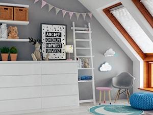 Pokój dziecka2 - zdjęcie od Senkoart Interior Design