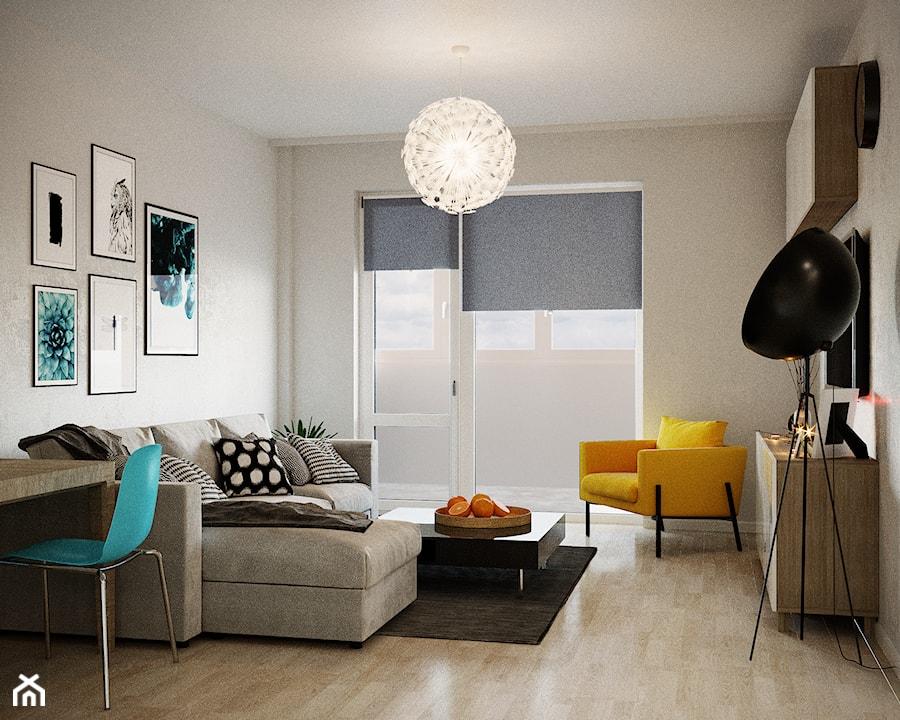 Salon4 - zdjęcie od Senkoart Interior Design
