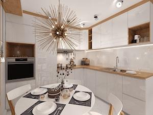 Kuchnia1 - zdjęcie od Senkoart Interior Design