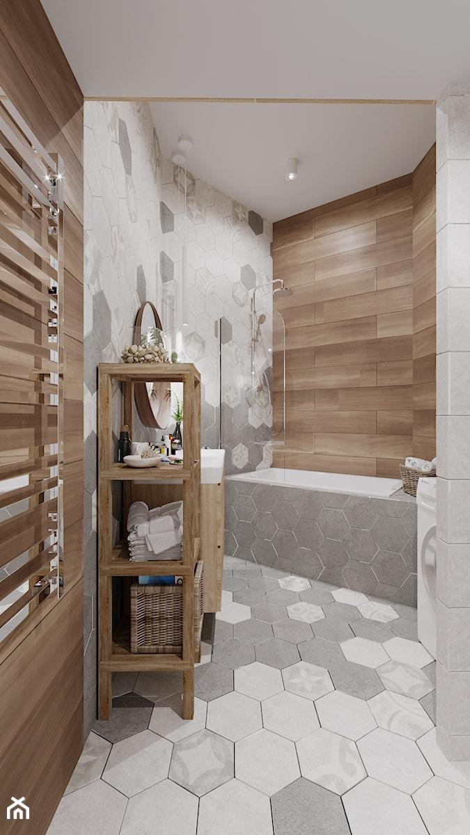 Łazienka2 - zdjęcie od Senkoart Interior Design