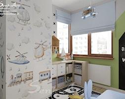 Pokój dziecięcy dla chłopca - zdjęcie od Senkoart Design - Homebook