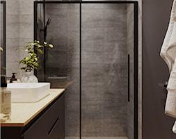 Łazienka w domu zaprojektowana w nowoczesnym stylu - zdjęcie od Senkoart Design - Homebook