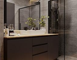 Nowoczesna łazienka w domu - zdjęcie od Senkoart Design - Homebook