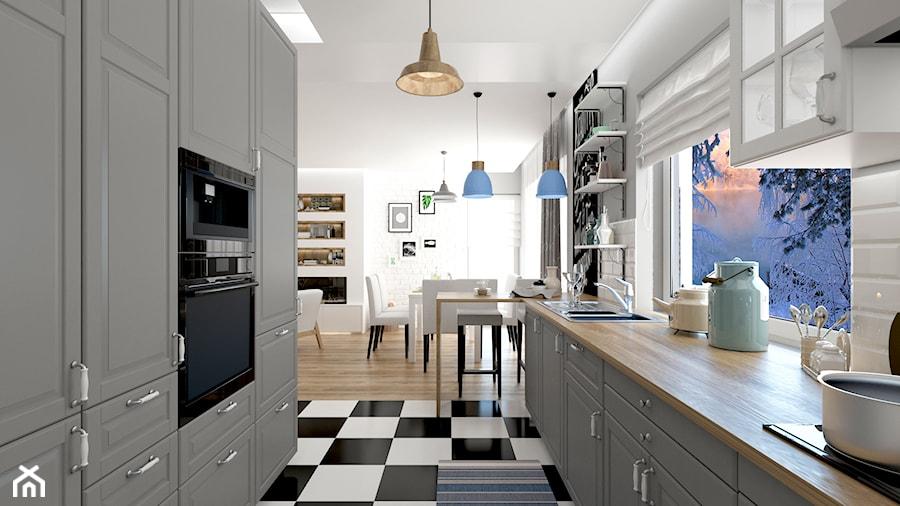 Kuchnia3 - zdjęcie od Senkoart Interior Design