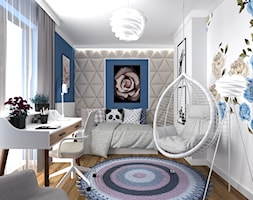 Nowoczesny+Projekt+Pokoju+Dziecka+-+zdj%C4%99cie+od+Senkoart+Interior+Design