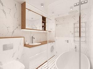 Łazienka1 - zdjęcie od Senkoart Interior Design