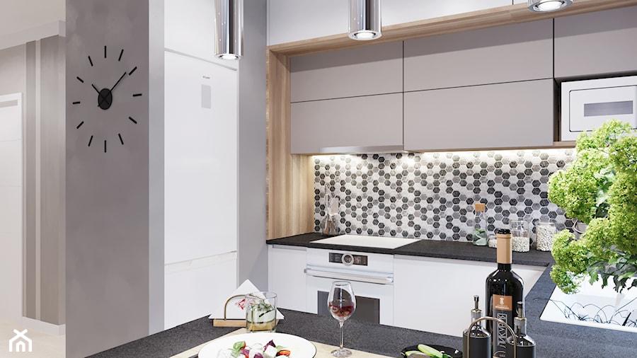 Aranżacje wnętrz - Kuchnia: Kuchnia2 - Senkoart Interior Design. Przeglądaj, dodawaj i zapisuj najlepsze zdjęcia, pomysły i inspiracje designerskie. W bazie mamy już prawie milion fotografii!