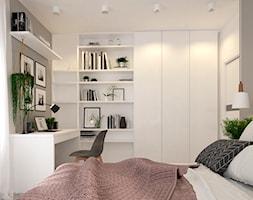 Sypialnia+w+stylu+skandynawskim3+-+zdj%C4%99cie+od+Senkoart+Design