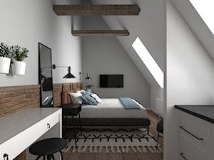 Apartament Jęczmienna - ceglasty