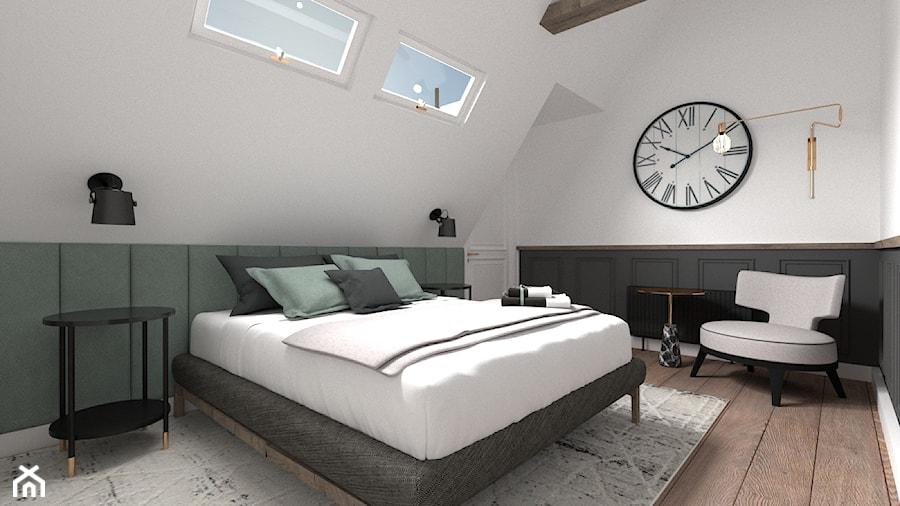 Apartament Jęczmienna - pistacjowy - zdjęcie od Zen Home