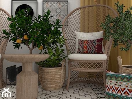 Aranżacje wnętrz - Wnętrza publiczne: Studio Boho - salon kosmetyczny - Zen Home. Przeglądaj, dodawaj i zapisuj najlepsze zdjęcia, pomysły i inspiracje designerskie. W bazie mamy już prawie milion fotografii!
