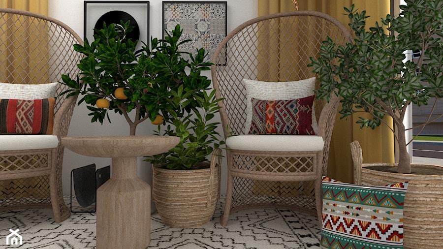 Studio Boho - salon kosmetyczny - zdjęcie od Zen Home