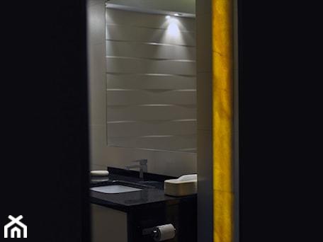Aranżacje wnętrz - Łazienka: Granit i onyks w łazience - Kamieniarstwo ZPKB. Przeglądaj, dodawaj i zapisuj najlepsze zdjęcia, pomysły i inspiracje designerskie. W bazie mamy już prawie milion fotografii!