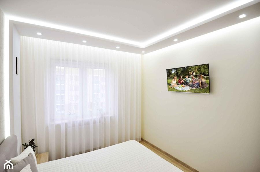 Sypialnia Sufit Podwieszany Zdjęcie Od Abc Projektowo