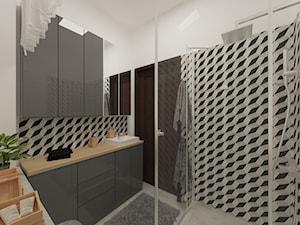 Projekt wnętrz mieszkania przy ul. Puławskiej
