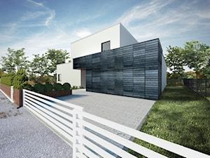 Projekt domu w Gliwicach