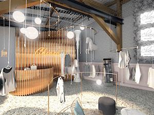 Projekt wnętrz showroom'u