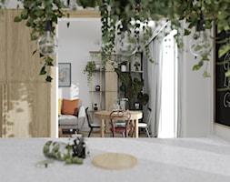 Mieszkanie w starej kamienicy - Salon, styl vintage - zdjęcie od Outline of Design - Homebook
