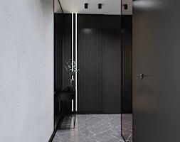 Mieszkanie 40m2 - Hol / przedpokój, styl industrialny - zdjęcie od Outline of Design - Homebook