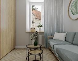 Mieszkanie w starej kamienicy - Sypialnia, styl vintage - zdjęcie od Outline of Design - Homebook