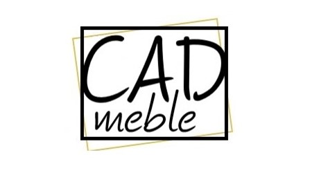 CAD meble