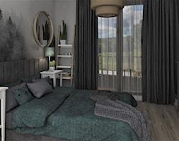 Sypialnia+w+ciemnych+kolorach+-+zdj%C4%99cie+od+INSPIRO+Studio+Projektowania+Wn%C4%99trz