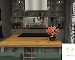 Kuchnia+-+zdj%C4%99cie+od+INSPIRO+Studio+Projektowania+Wn%C4%99trz