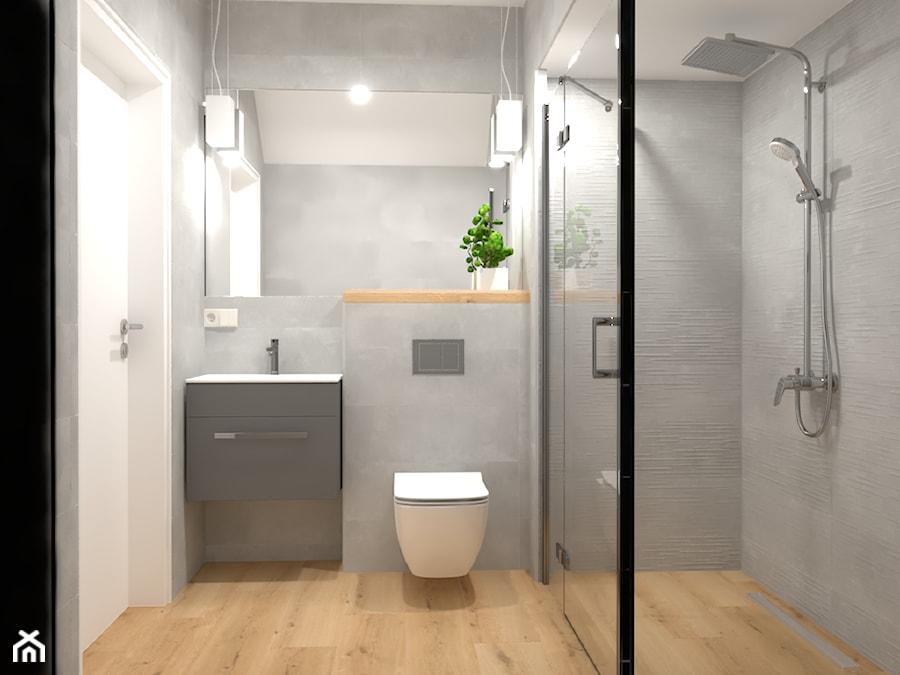 Inspiracje łazienka Styl Eklektyczny Zdjęcie Od Komfort