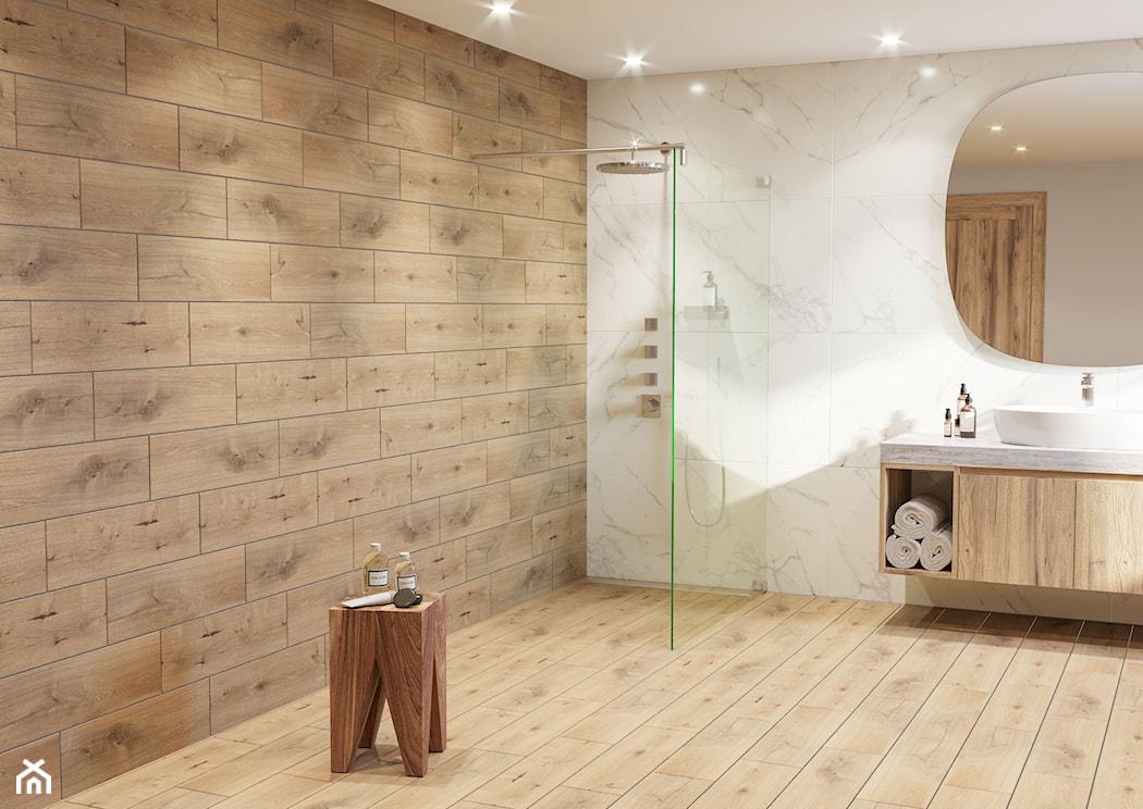 Płytki Drewnopodobne Do łazienki Wszystko Co Musisz O