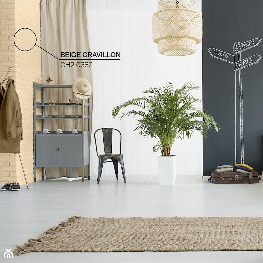 Aranżacje - Sypialnia, styl minimalistyczny - zdjęcie od Farby Sigma Coatings. Liczy się efekt.