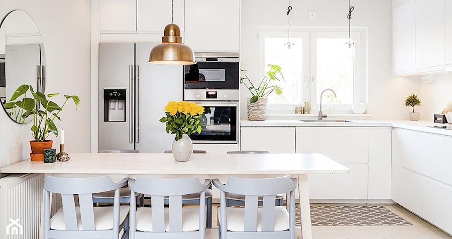 Farby ceramiczne - Kuchnia, styl eklektyczny - zdjęcie od Farby Sigma Coatings. Liczy się efekt.