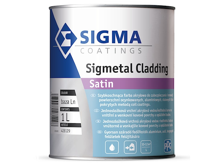 Sigmetal Cladding